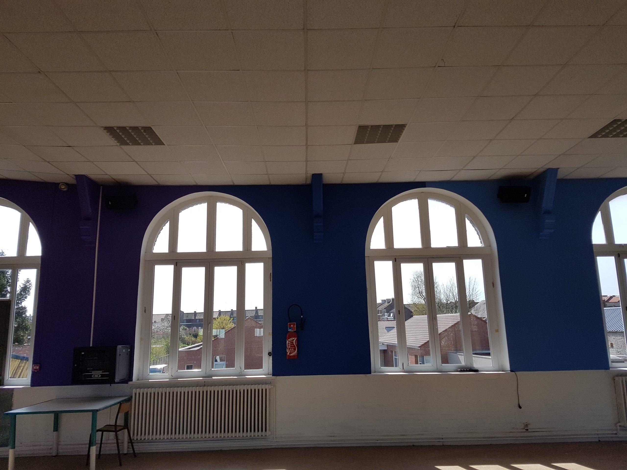 Sonorisation Ecole St Jean Baptiste de Roubaix