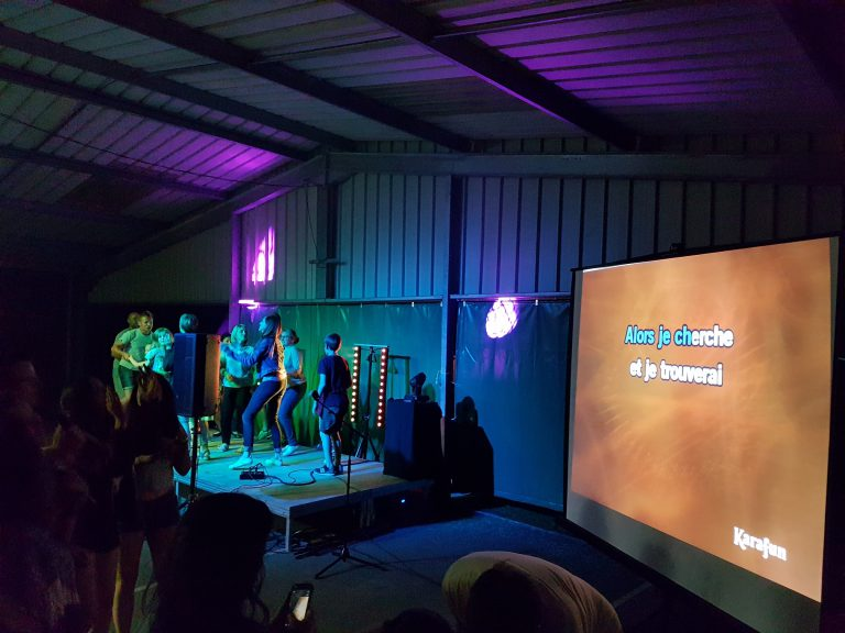 Fete de la musique - Bachy - Karaoke