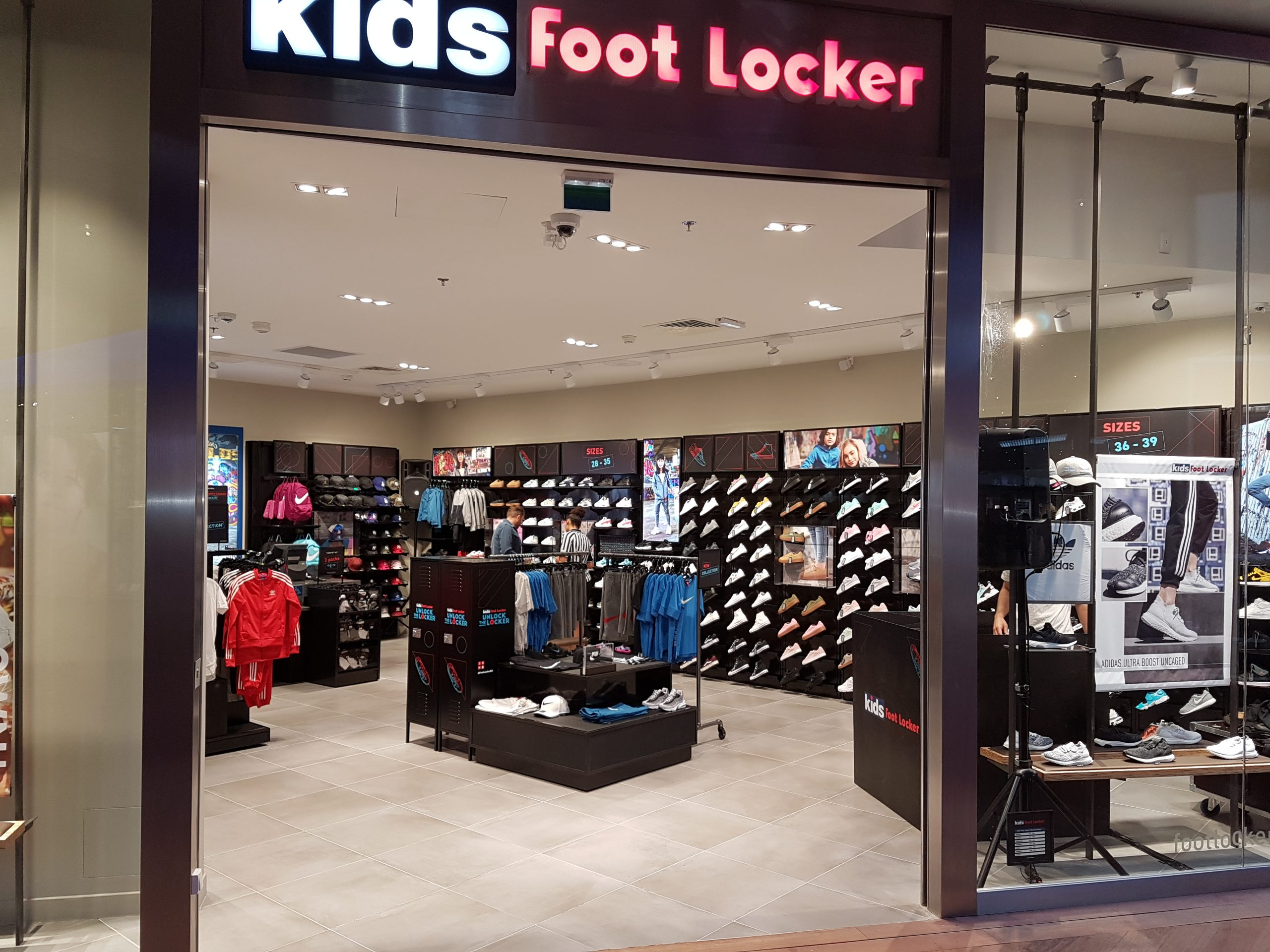 Foot Looker Kids Euralille 3