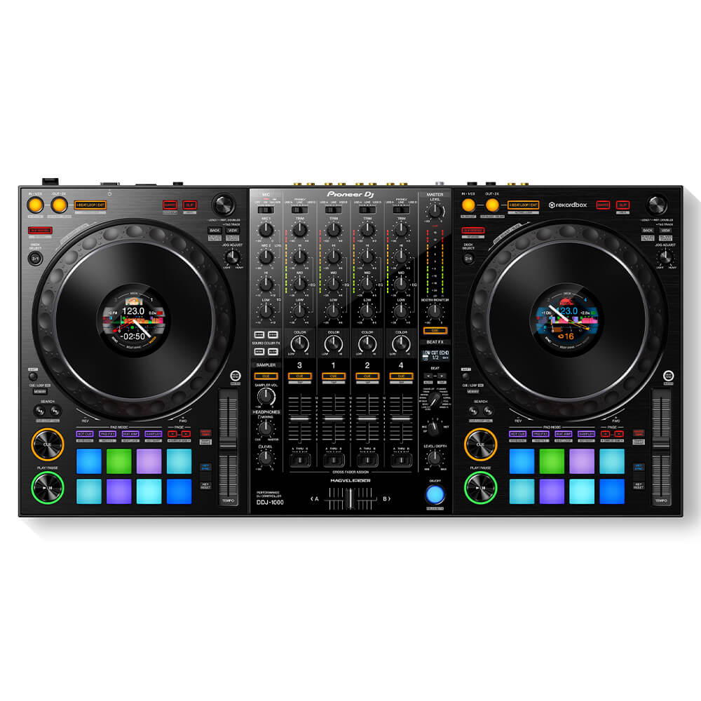 Location contrôleur DJ Pioneer DDJ100