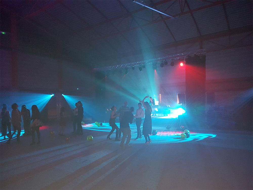 Prestation événementielle - Nord Sound Systems