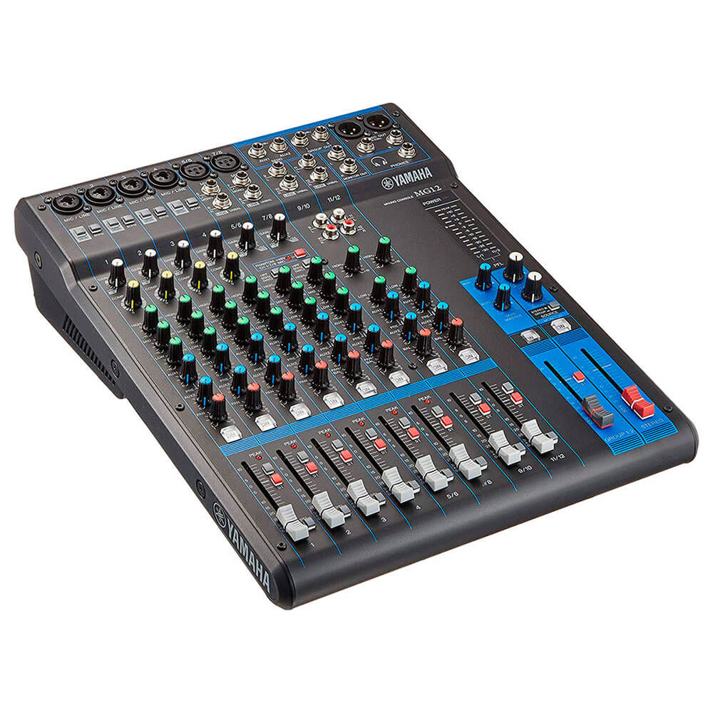 Location console de mixage Yamaha MG12