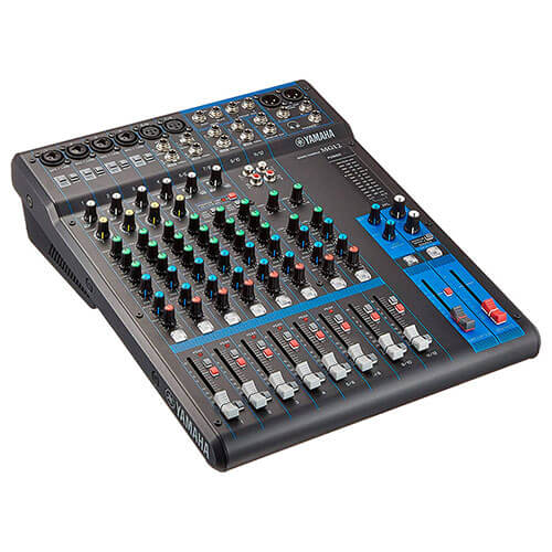 Location console de mixage Yamaha MG12