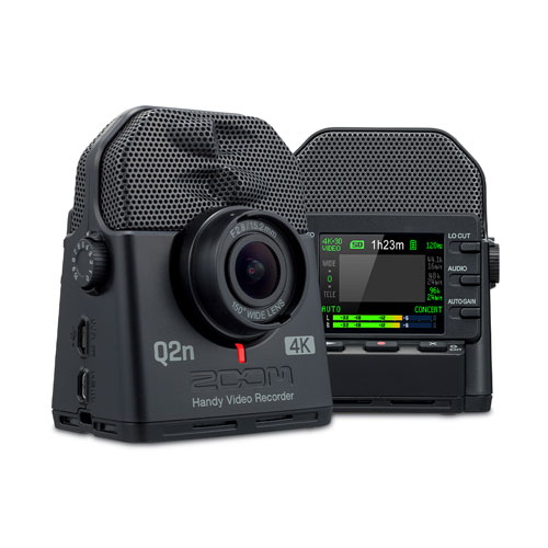 Location Caméra streaming Zoom Q2n-4K