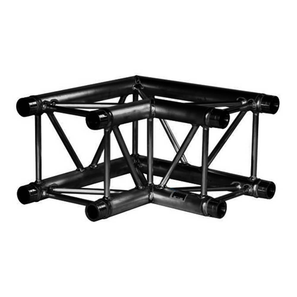 Location Structure Carrée Noire Angle Prolyte H30V C003